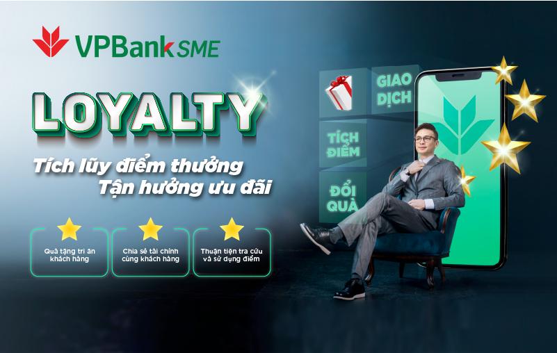 cách đổi điểm loyalty vpbank