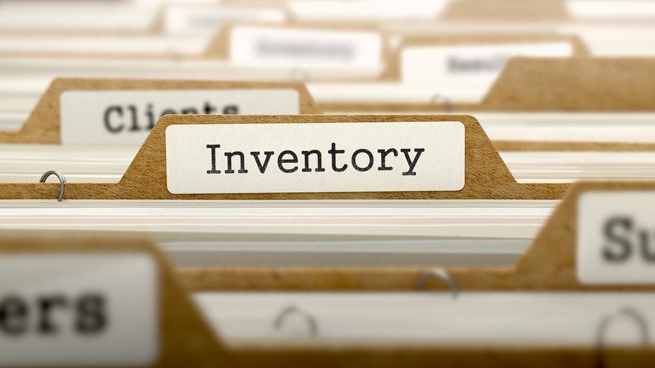Inventory là gì?