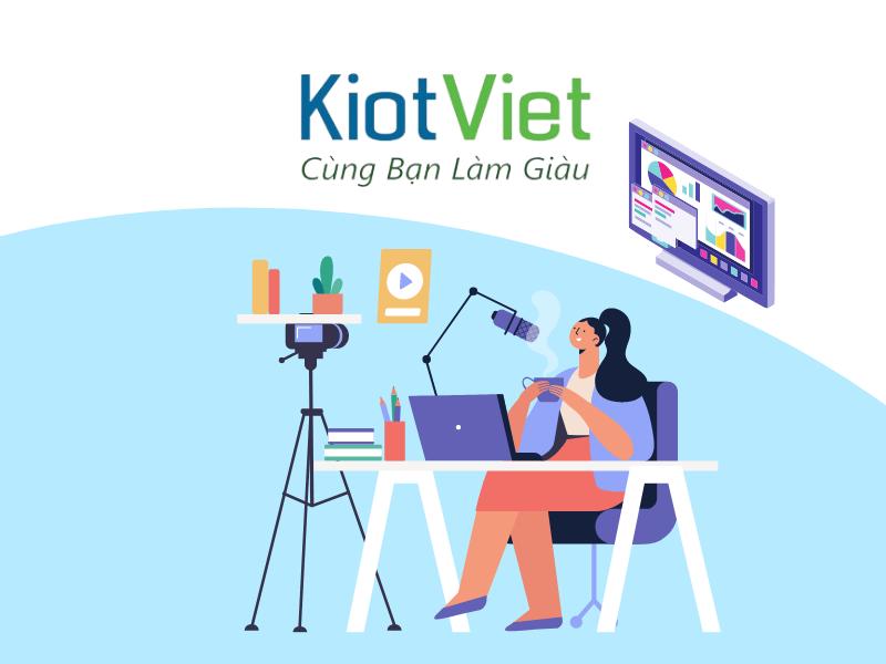 Phần mềmchốt đơn hàng Online KiotViet