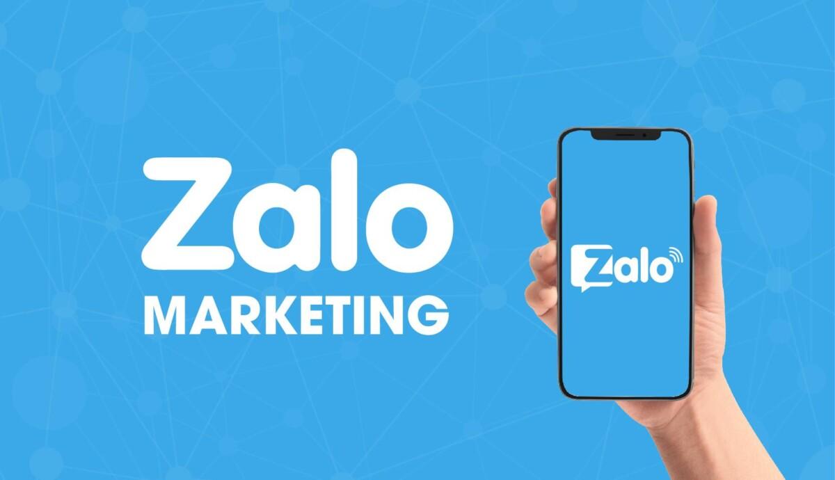 Phần mềm Zalo Marketing là gì?