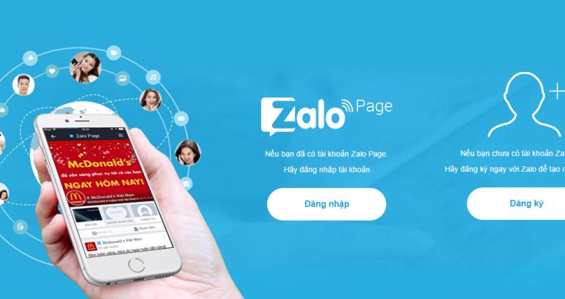 Tại saocầnhỗ trợ chăm sóc khách hàng qua Zalo?